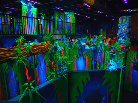 Ottawa S Deal 4 99 For Three Games Of Laser Tag From